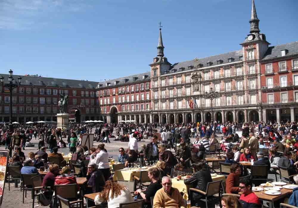 Alemania alerta a los turistas de la creciente inseguridad de España