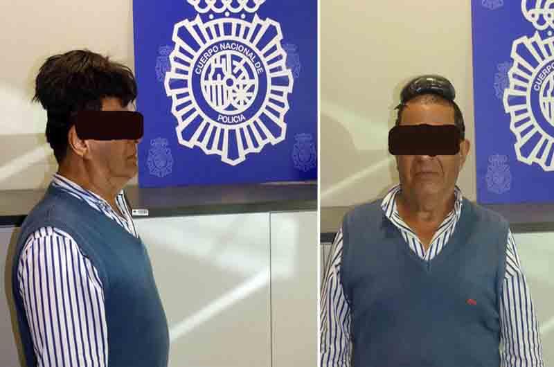 Detenido con cocaína bajo el pelo en el aeropuerto de Barcelona