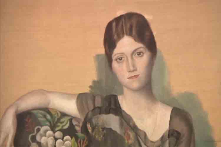 Exposición Olga Khokhlova Picasso