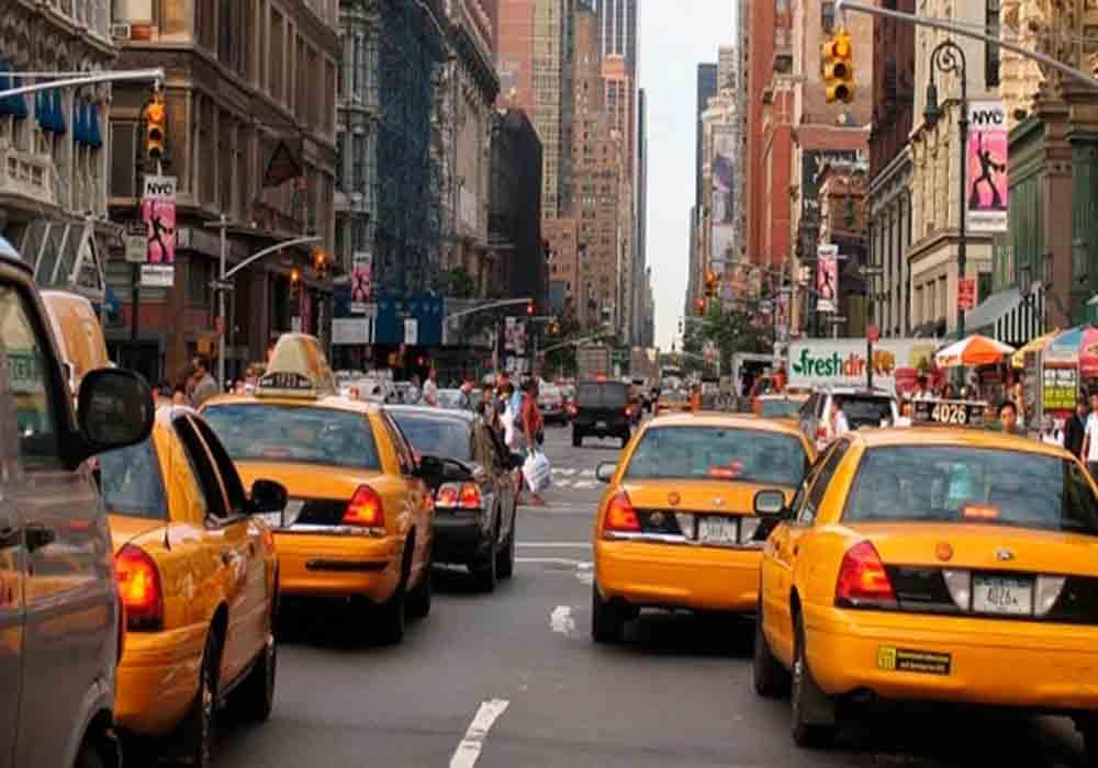 Más de 1000 taxistas de Nueva York se declaran en quiebra