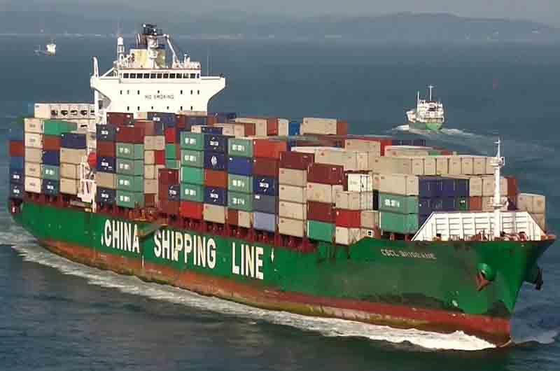Pese a la guerra comercial aumentan las exportaciones de China
