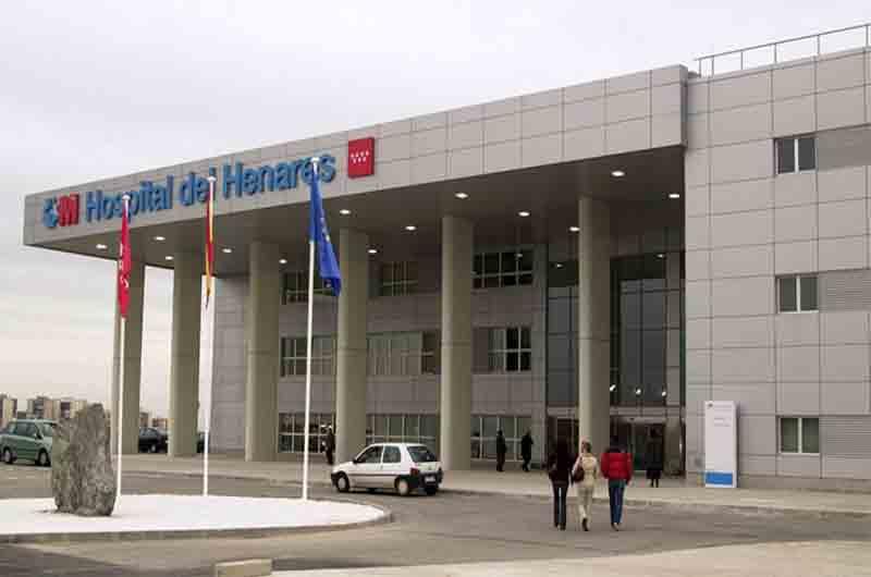 Taxi gratis al Hospital del Henares para personas con movilidad reducida