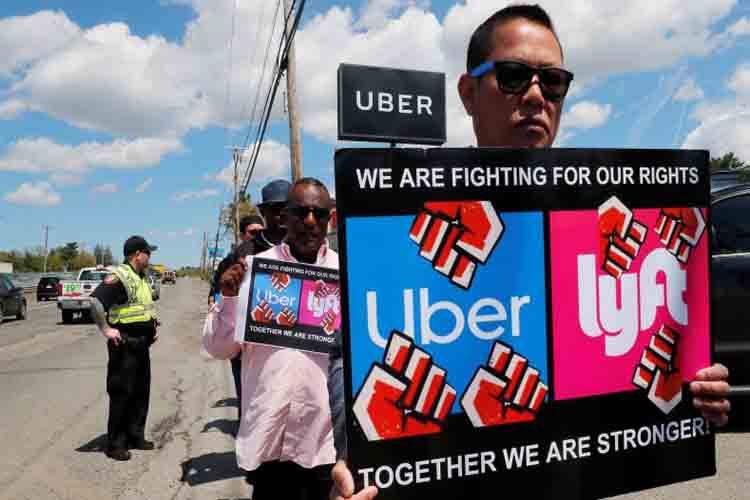 Uber y Lyft tienen miedo en Estados Unidos