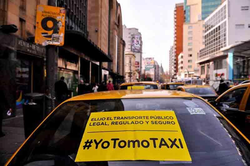 Un sindicato pide a los choferes de Uber que no pague las comisiones