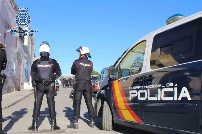 Detenido El Ejido un fugitivo reclamado en Alemania por narcotráfico