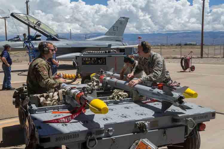 El F-35 está a punto de entrar en modo bestia