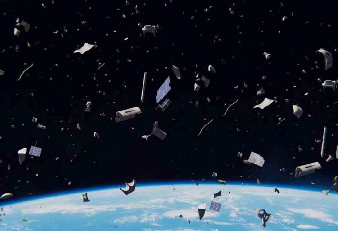 La ONU avisa que la basura espacial amenaza las comunicaciones