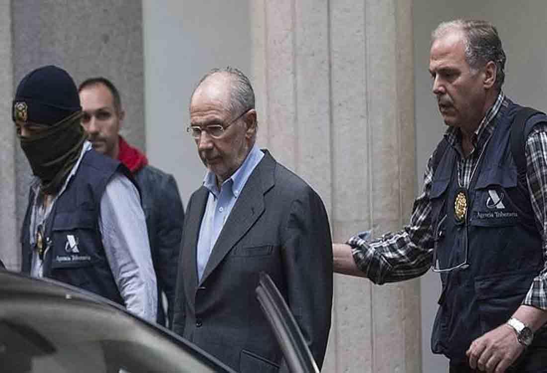 Rato conocía las irregularidades en las cuentas de 2011 de Bankia