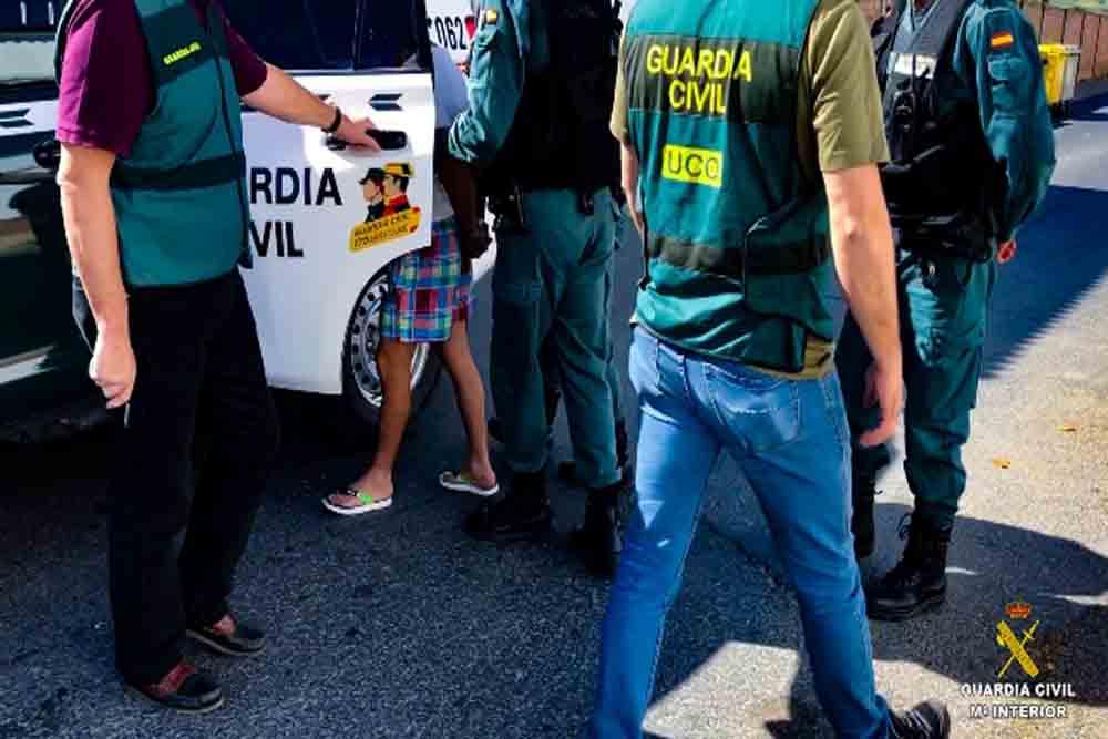 Desarticulada una organización que explotaba a víctimas captadas en Rumanía y Moldavia