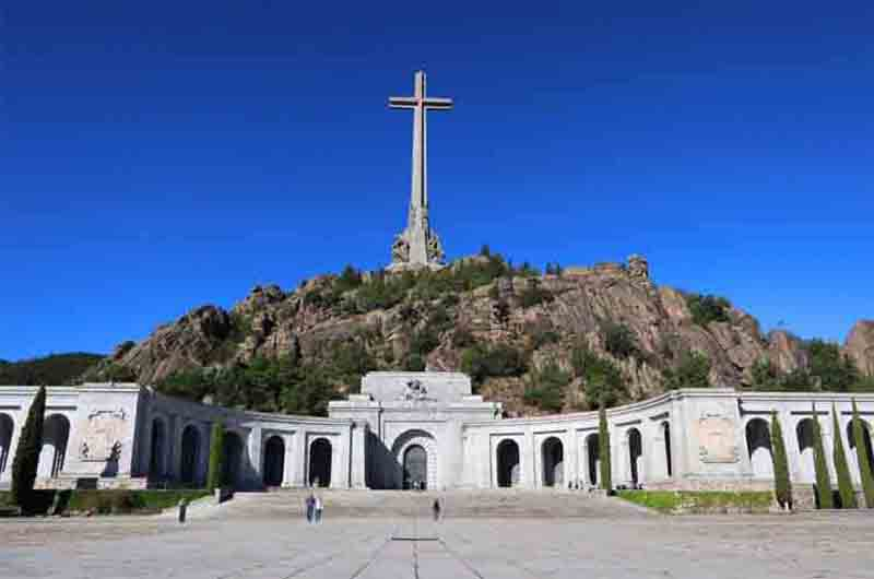 Ya hay fecha para sacar los restos de Franco del Valle de los Caídos