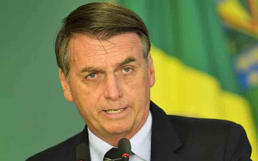 Bolsonaro es acusado de incitar al genocidio ante la Corte Penal Internacional
