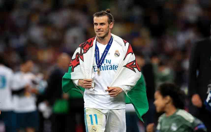 Gareth Bale 'no está extasiado' en el Real Madrid