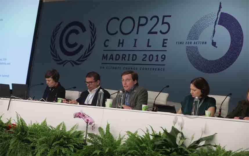 Madrid, con las grandes ciudades en la lucha por la sostenibilidad