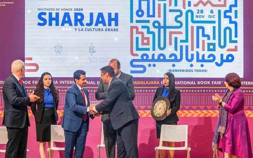Sharjah 'Invitado de honor' en la Feria Internacional del Libro de Guadalajara 2020