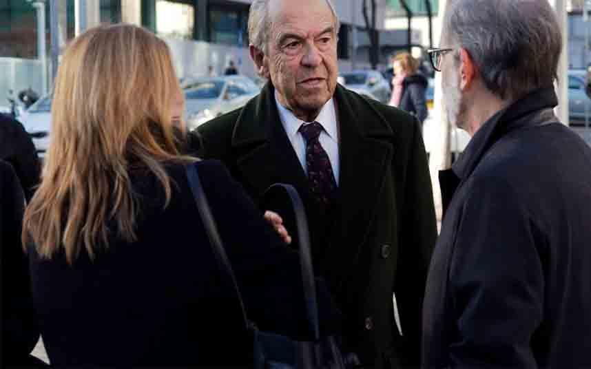 Jaime Botín condenado a 18 meses por contrabando del Picasso
