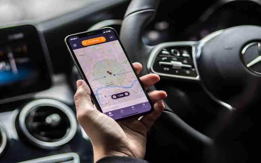 Bolt es el nuevo rival de Uber en Londres, y es más barato
