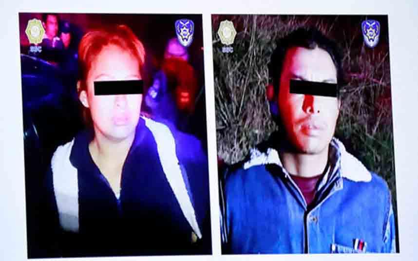 Detenidos por el secuestro, tortura y asesinato de la niña de 7 años en México