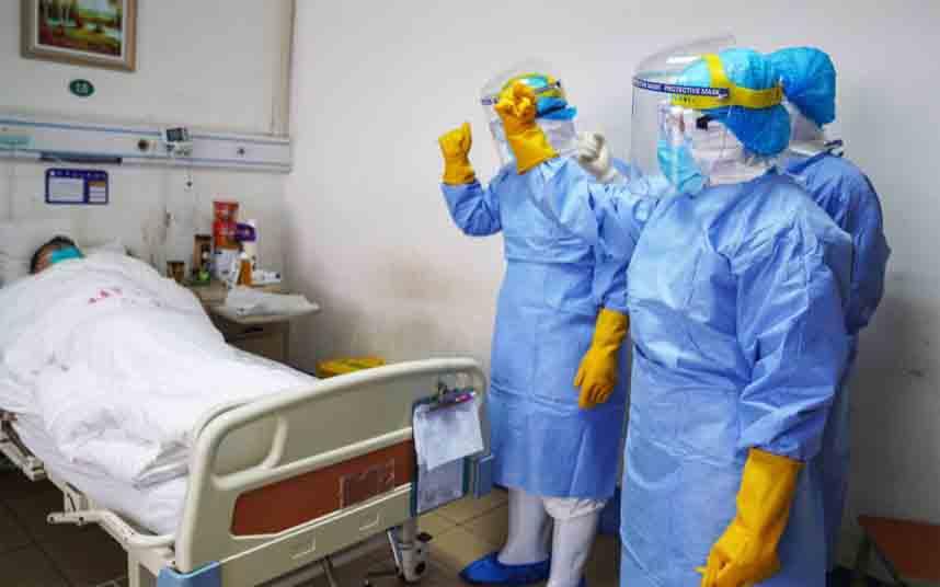 El número de muertos por coronavirus supera los 1.100