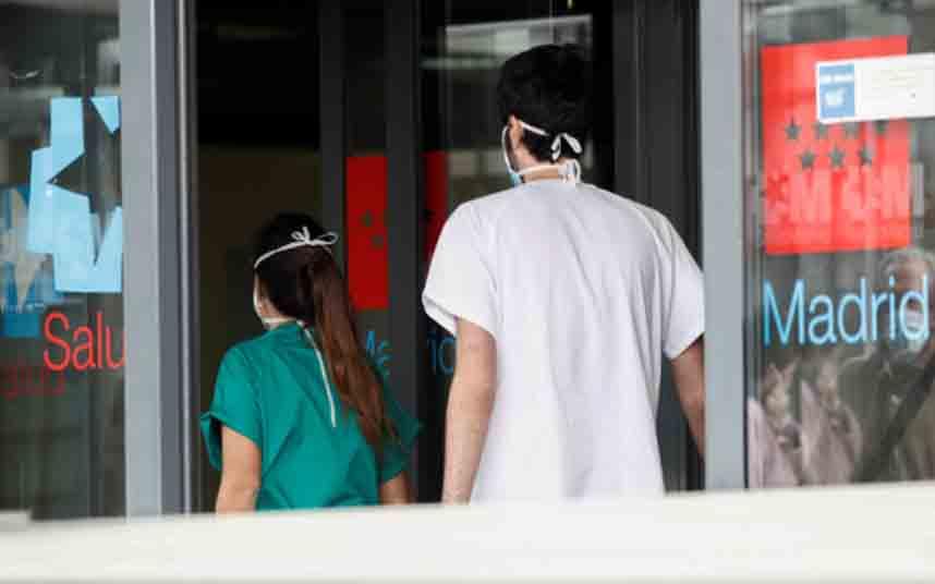 Madrid, camino de superar a Lombardía en número de muertes por coronavirus