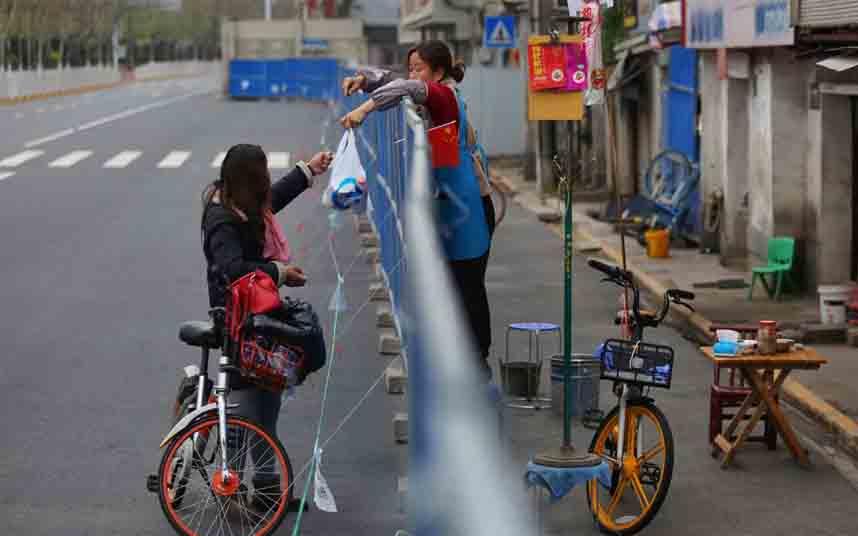 Primer día sin contagios locales en China por coronavirus
