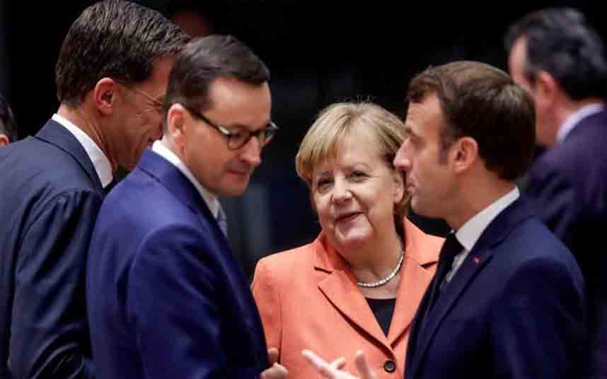 Sin solidaridad entre los miembros, la eurozona no sobrevivirá al coronavirus