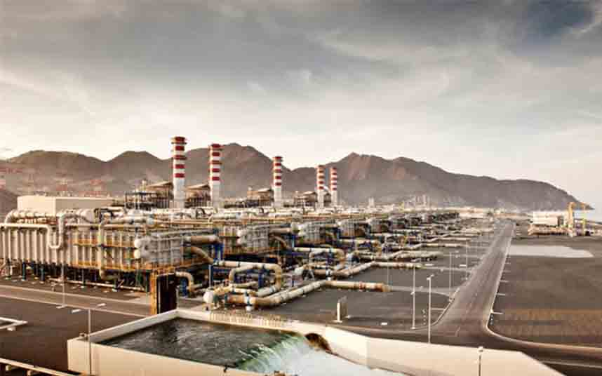 El grupo Abengoa firma un acuerdo para una planta desalinizadora saudita