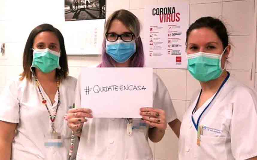Fallece un segundo sanitario en Madrid por Coronavirus