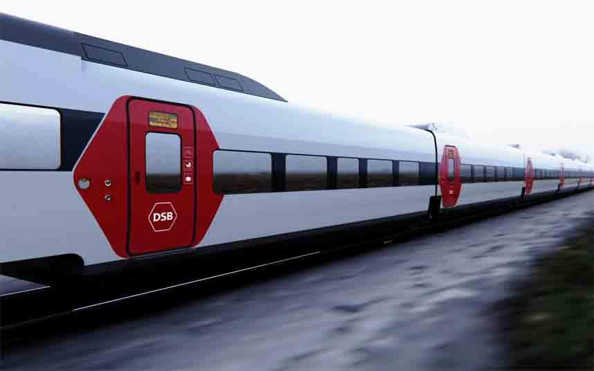 Talgo 250 Dual, el tren híbrido, de anchura variable y a la altura del andén