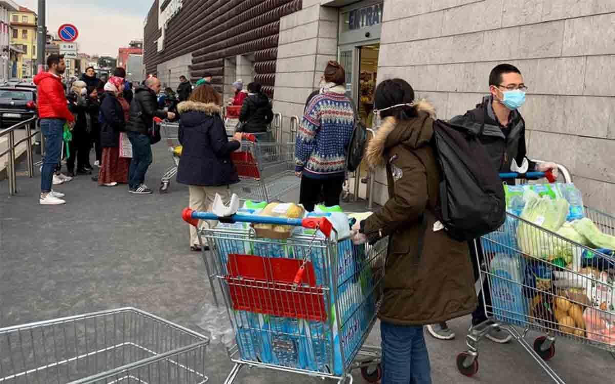 Lombardía no registra ningún fallecido por coronavirus