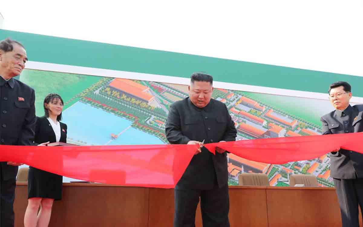 Reaparece Kim Jong-un después de 21 días de rumores sobre su estado de salud