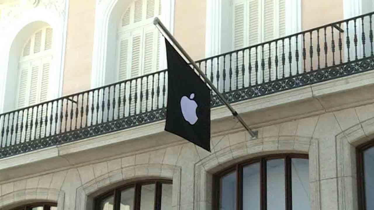 Apple cierra en Madrid sus cuatro tiendas debido al aumento de casos de Covid-19