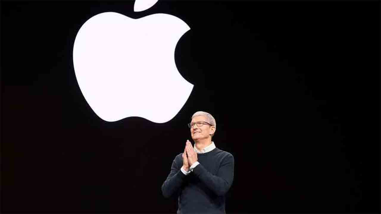 Apple se convierte en la primera empresa de Wall Street de 2 billones