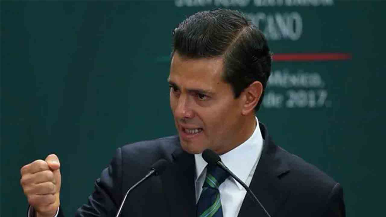 La Fiscalía mexicana investiga al expresidente Peña Nieto por corrupción