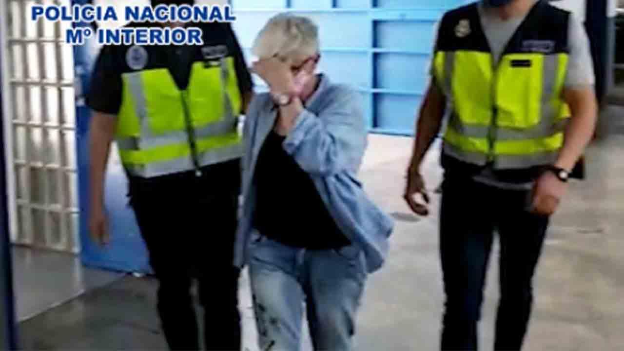 Detenida en Marbella la integrante de una organización terrorista neofascista italiana