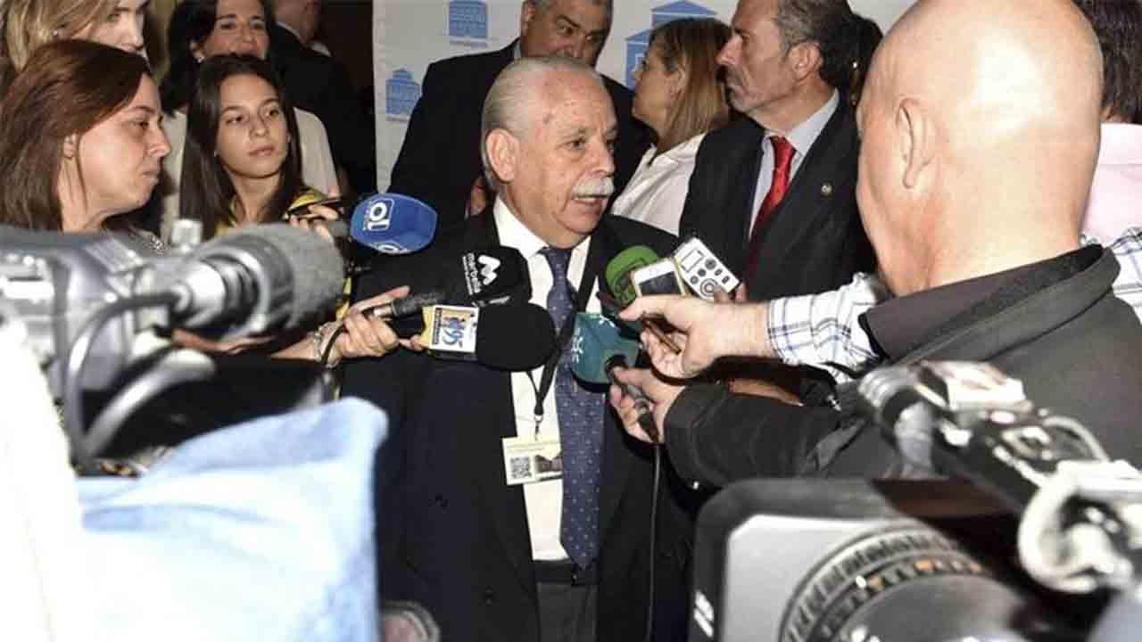 El fiscal Navajas denuncia presiones de la exfiscal general Consuelo Madrigal