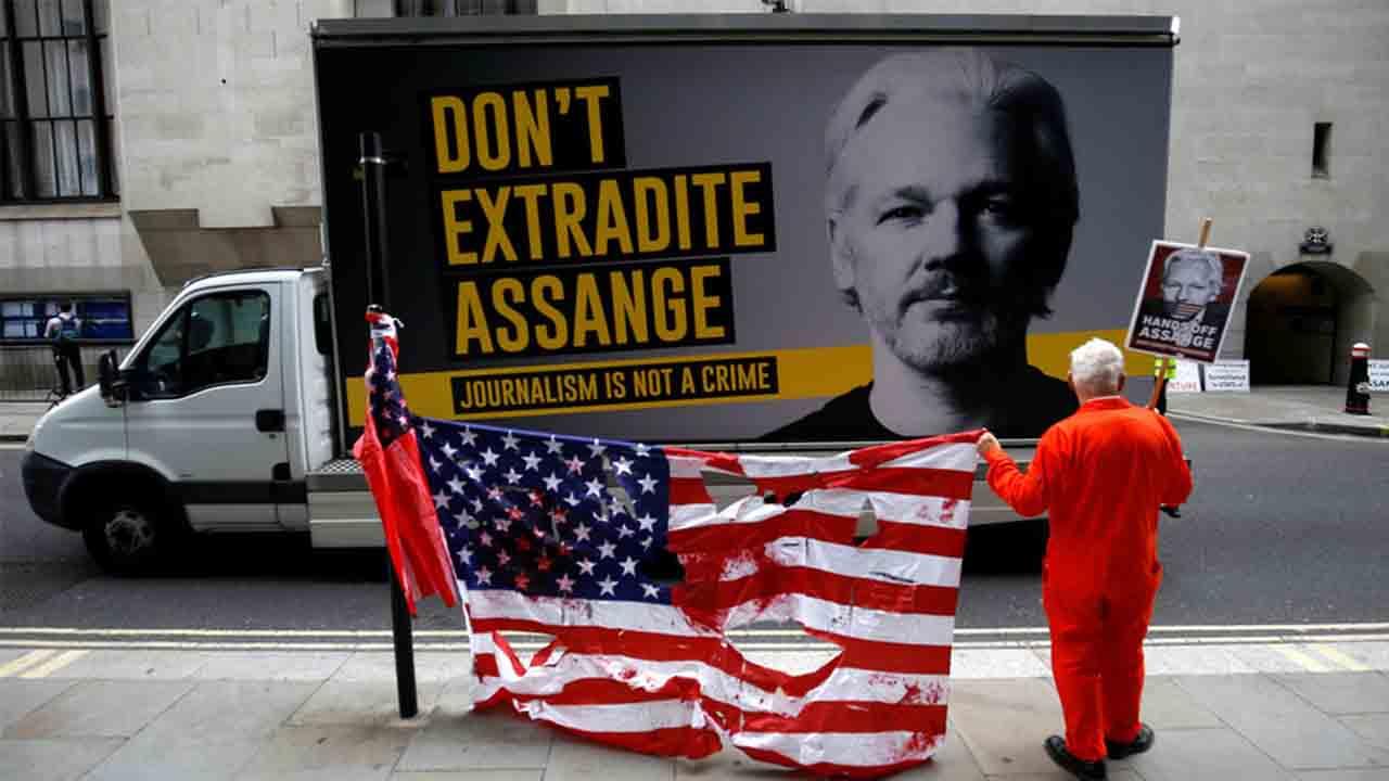 Los fiscales de EE.UU. no cooperan en la investigación sobre el espionaje a Julian Assange en la embajada de Ecuador