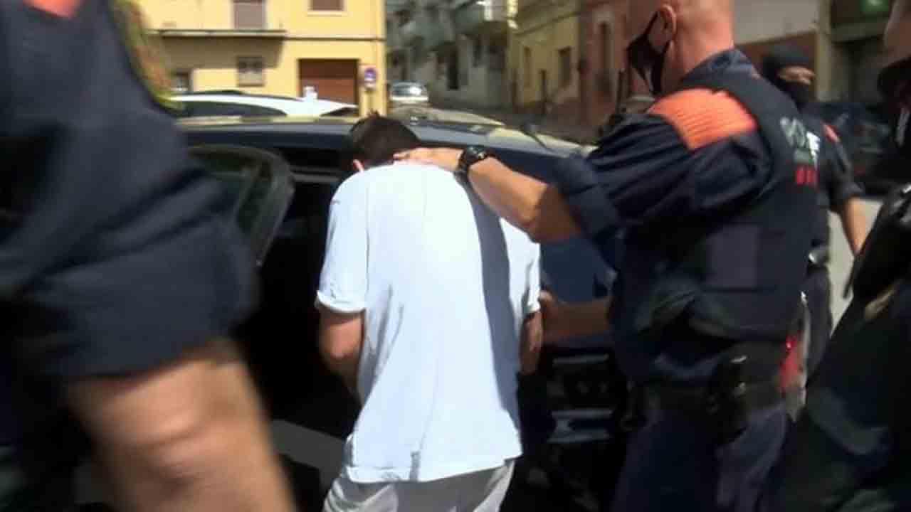 Prisión sin fianza para los mossos detenidos por tráfico de drogas
