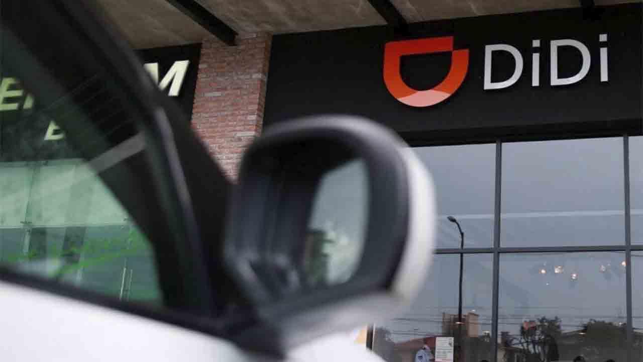 Uber quiere vender su participación en DiDi Chuxing