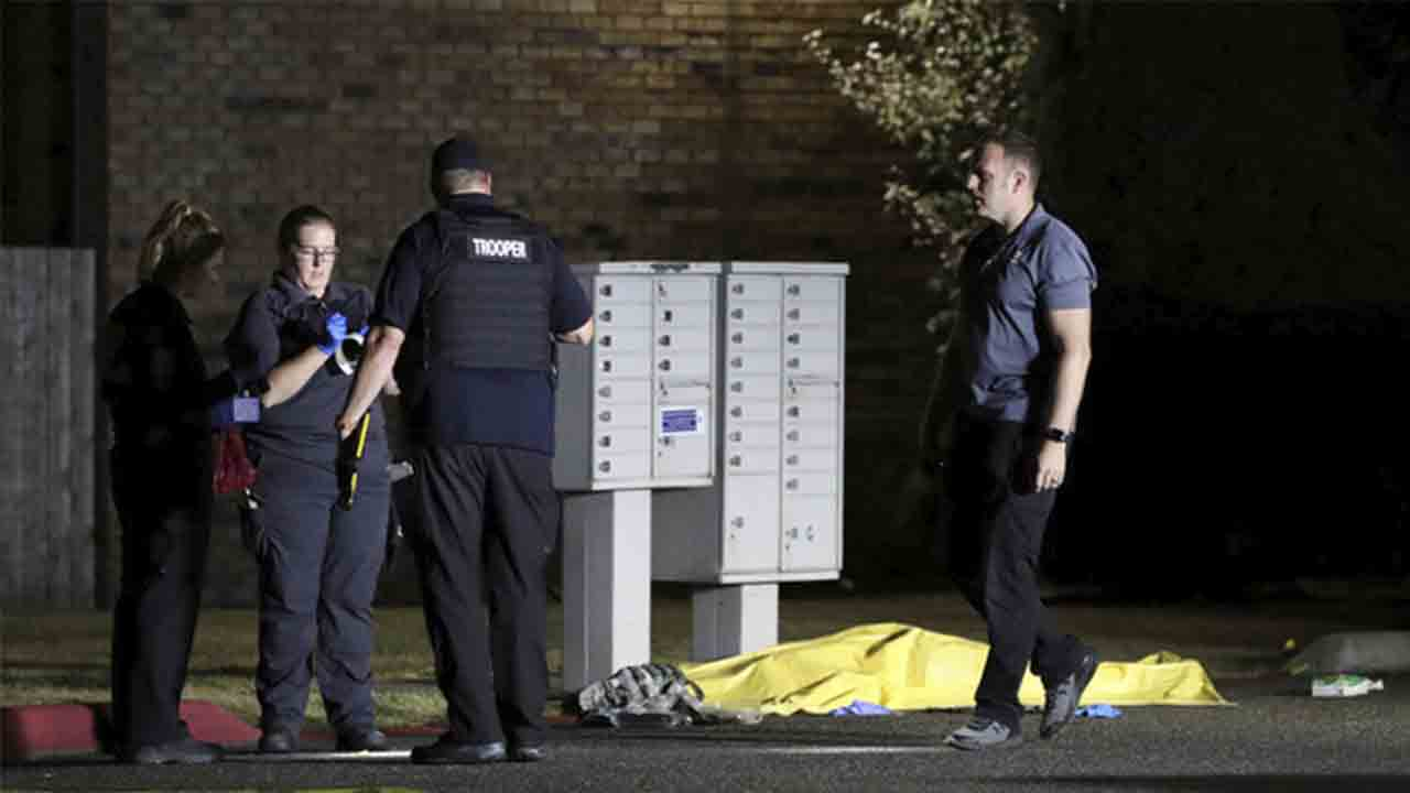 Un agente federal mata al sospechoso del asesinato del nazi de Portland