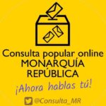 Digital 24 News se une a la Consulta popular online monarquíarepública