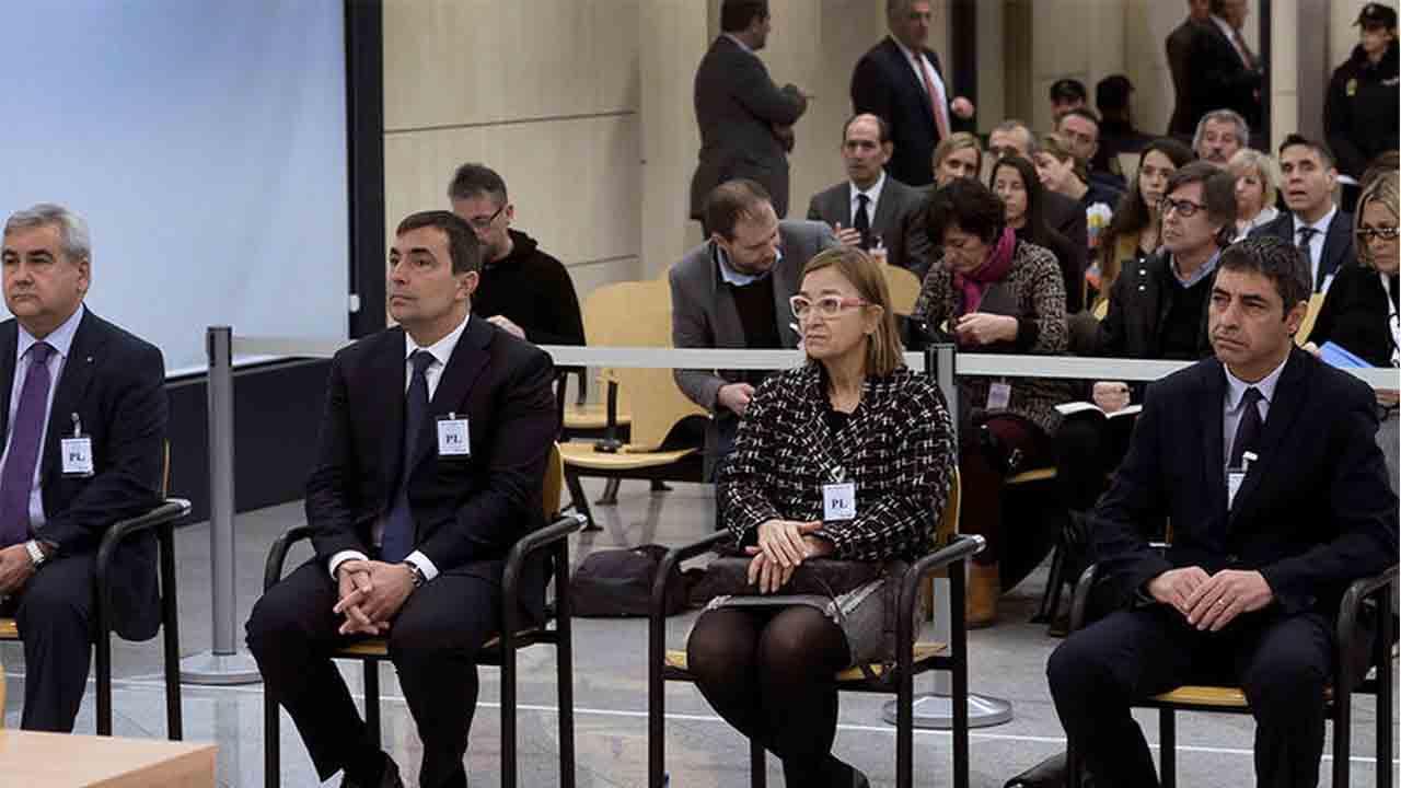 La fiscalía no presenta recurso contra la absolución de Trapero, Laplana, Soler y Puig