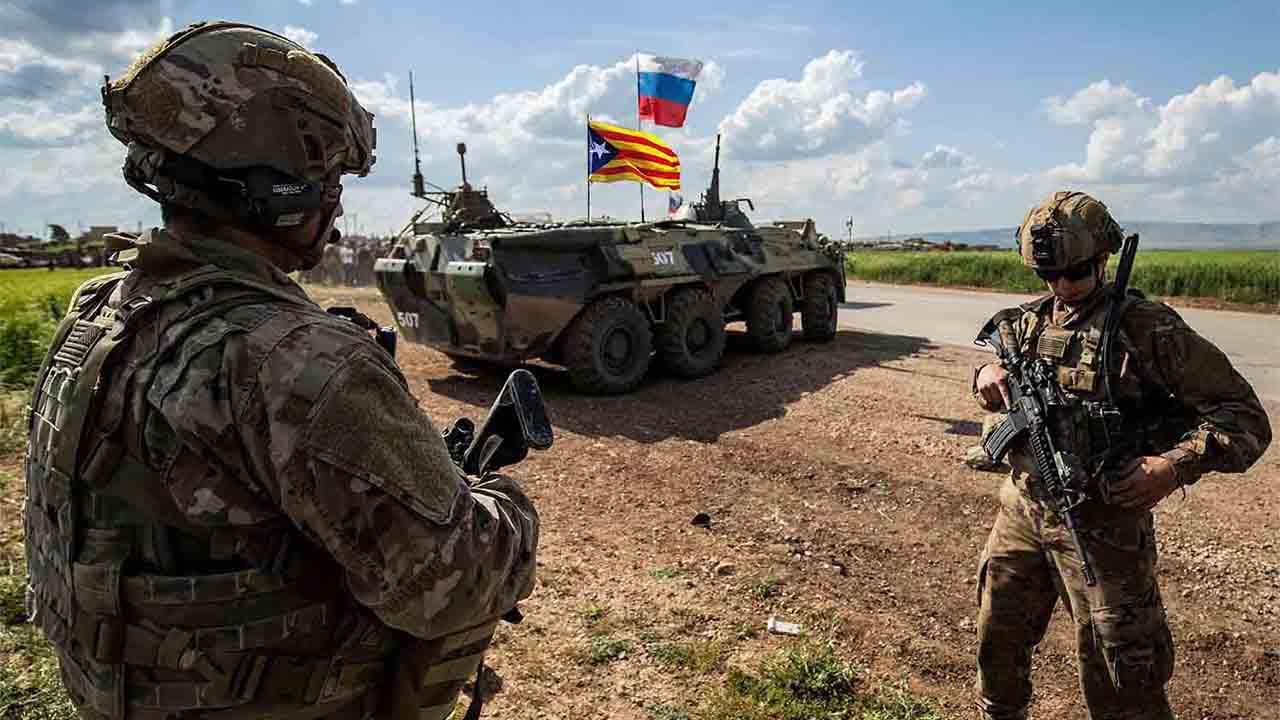 Los rusos se burlan de la noticia de los 10.000 soldados a Catalunya