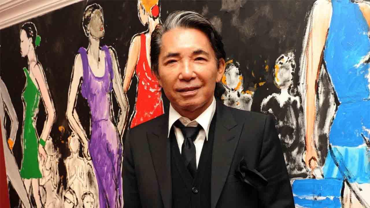 Muere por coronavirus Kenzo Takada, el japonés que revolucionó la moda parisina