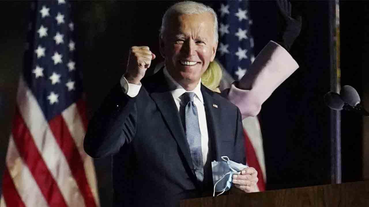 Biden gana en el estado clave de Wisconsin