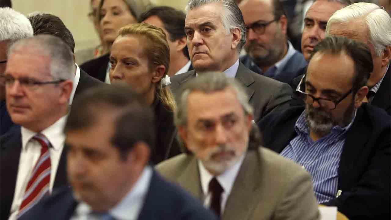 Condenas de hasta 15 años de prisión a 19 de los encausados por la visita del Papa a Valencia