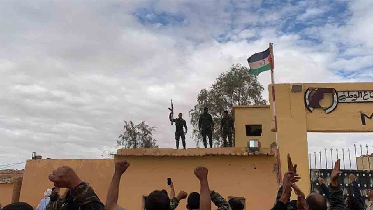 El Frente Polisario informa de un nuevo ataque al ejército marroquí