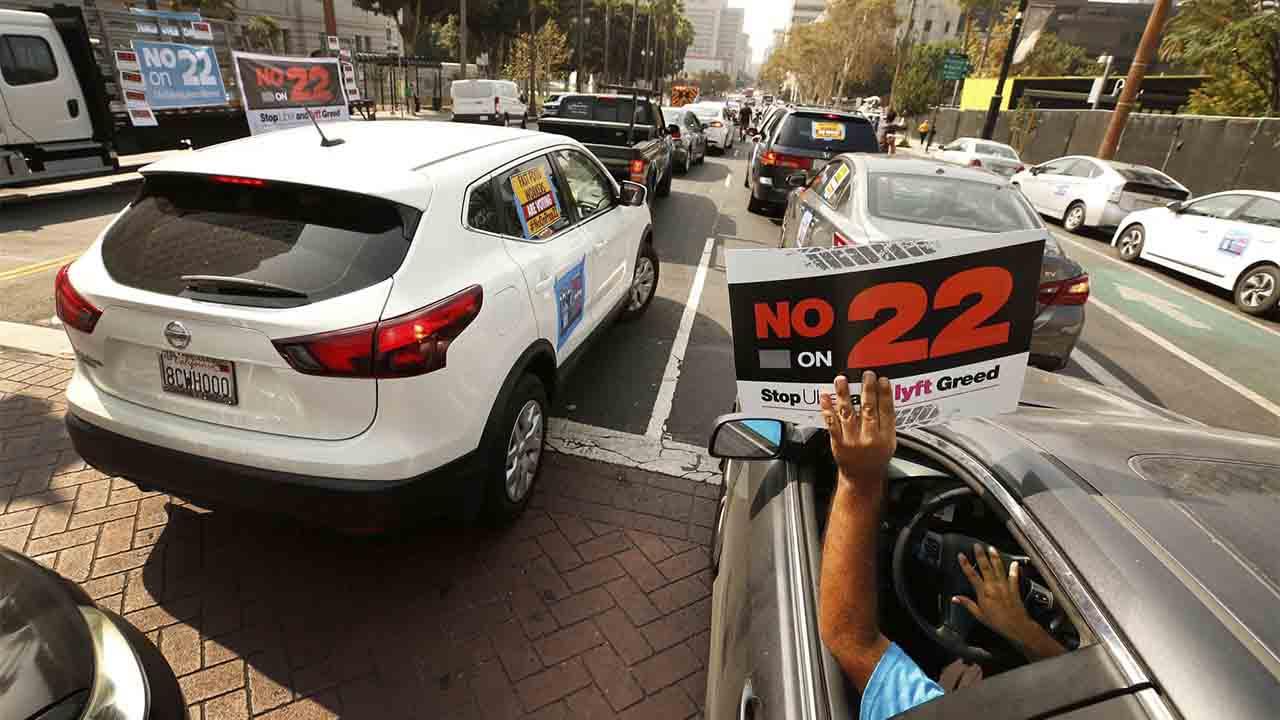 El modelo de negocio racista detrás de Uber y Lyft