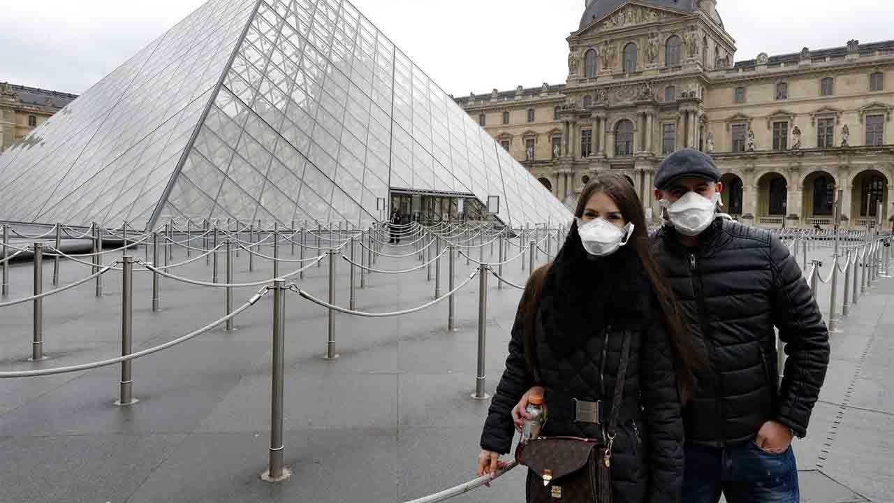 Francia bate el récord de casos de coronavirus durante el confinamiento