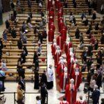 Indignación en el sector cultural por un acto en la Sagrada Familia de Barcelona