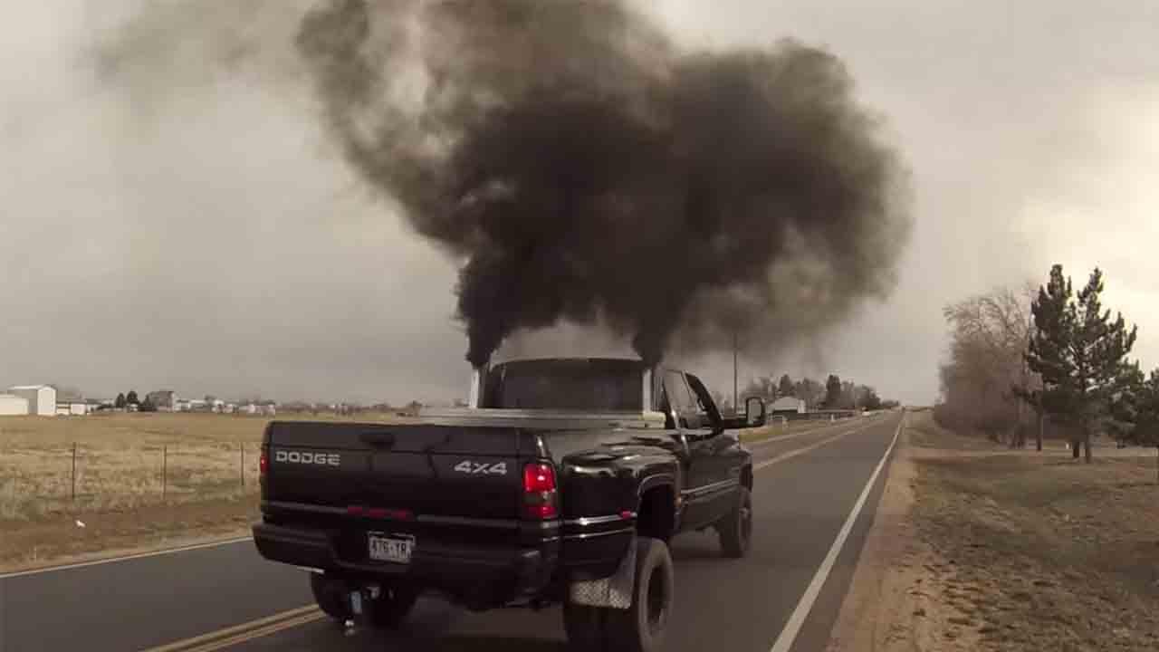 La manipulación de emisiones en las camionetas diesel